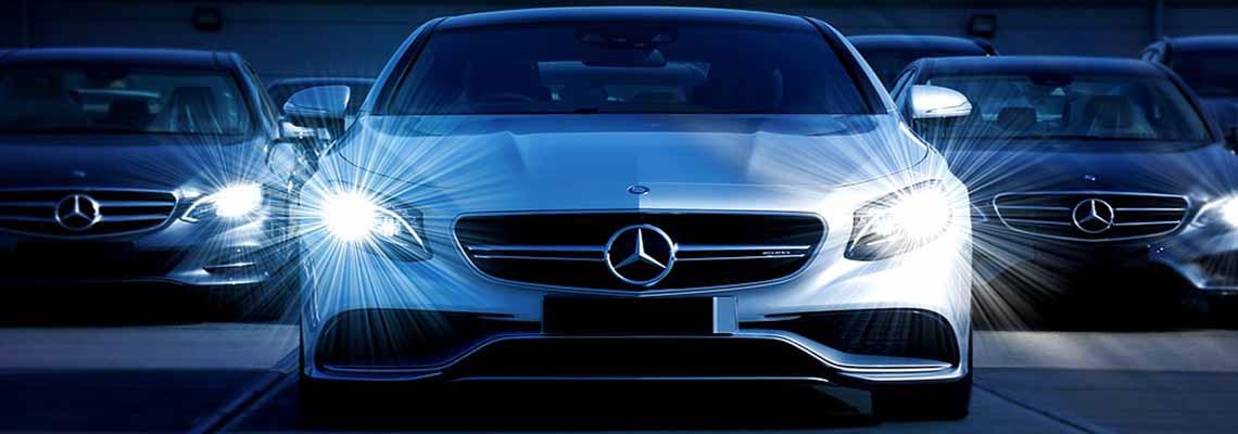 Mercedes oldtimer en youngtimer verzekeren.