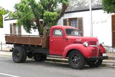 Oltimerverzekering vrachtauto