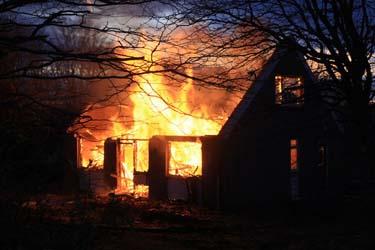 brand huis - inboedelverzekeringen