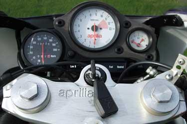 Aprilia verzekering