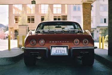 Corvette verzekering