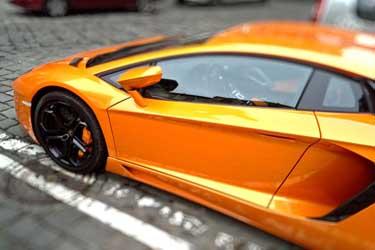 Lamborghini verzekering