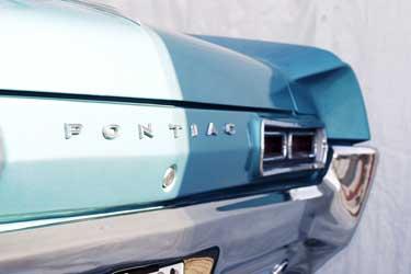 Pontiac verzekering