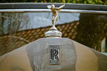Rolls-Royce verzekering